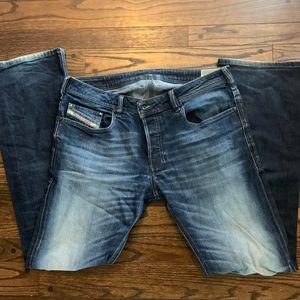 Men's Diesel Zatiny Stretch jeans